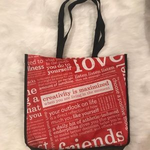 lululemon and SoulCycle Bags